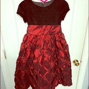 Girl's Holiday dress